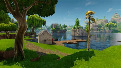 fortnite anarchy acres treasure map location metabomb
