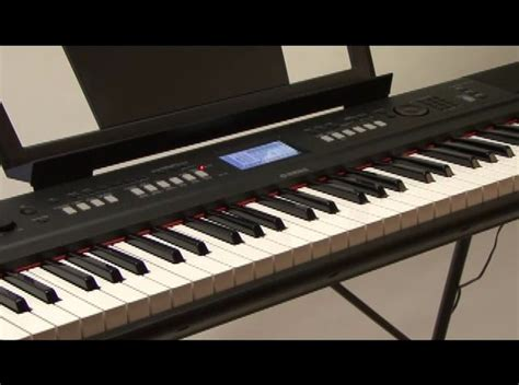 Keyboard Yamaha Piaggero Np V80 yamaha piaggero np v80 on vimeo