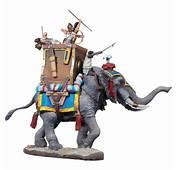 Carthaginian War Elephant BH0301 54 Mm 1/32  Zama Rome