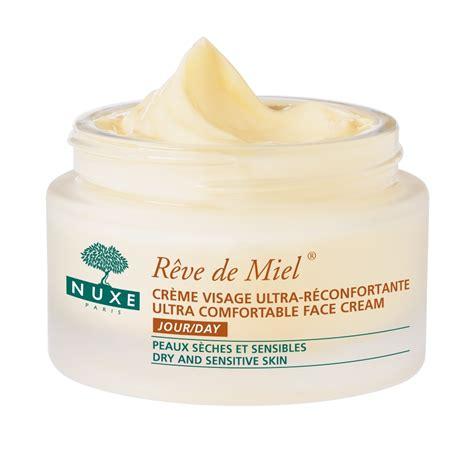Gel For Your Cheeks by Nuxe Reve De Miel Creme Visage Ultra Reconfortante Ultra