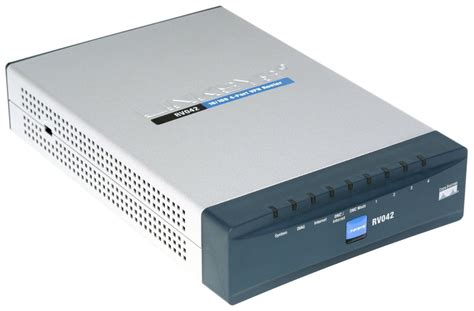 Router Wifi Cisco router wifi wireless cisco rv042 de 4 puertos mn4