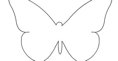 Butterfly Decorations For Home farfalle sagome da ritagliare in sagome lavoretti