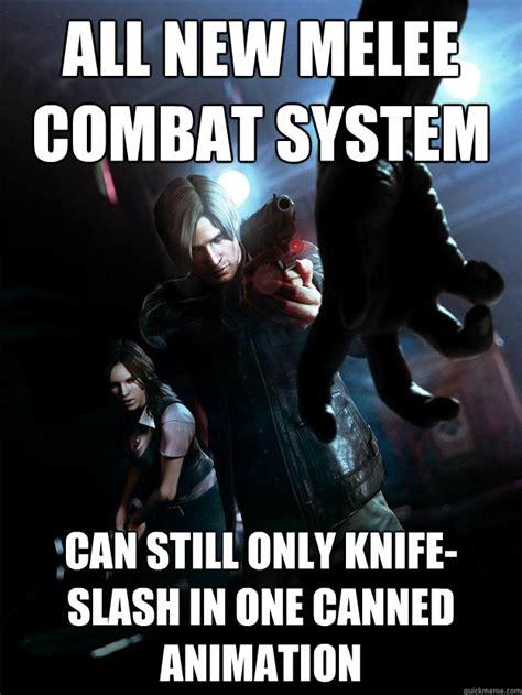 Resident Evil Memes - resident evil 6 meme