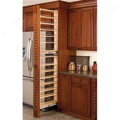 tall pantry cabinet with pull out shelves tall filler organizer with adjustable shelves richelieu