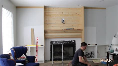 diy built ins part  withheart youtube