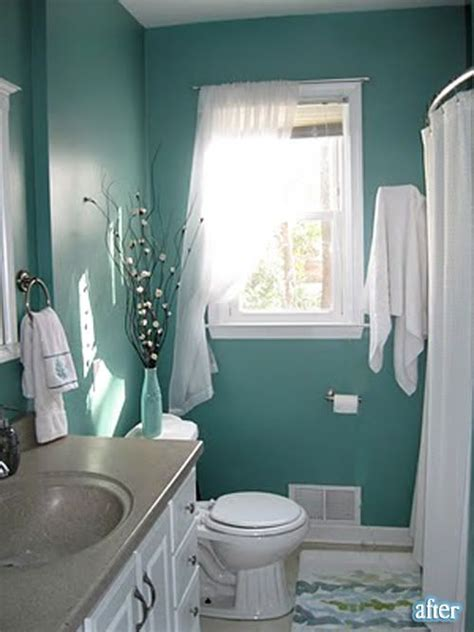 bathroom the colors incorporate same color into