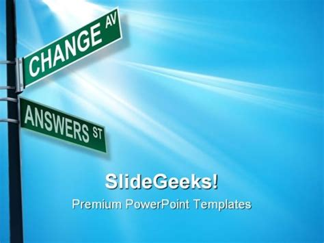 How To Change A Powerpoint Template change av answers st business powerpoint themes and
