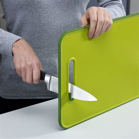 built in cutting board cutting board with built in knife sharpener the green