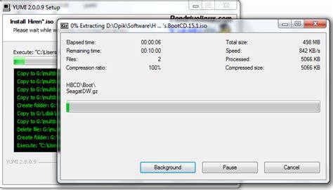 format flashdisk menggunakan software membuat flashdisk menjadi bootable cd hiren s bootcd