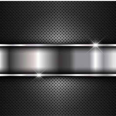metal pattern name metallic plate on metal background vector free download