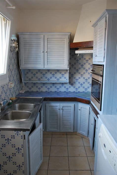 id馥 carrelage cuisine stunning carrelage gris mur bleu ideas design trends