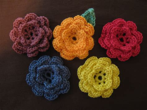 crochet flower pattern easy youtube how to crochet a flower part 1 youtube