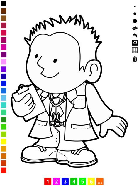 Color App Iphone Az Coloring Pages Free Coloring Apps