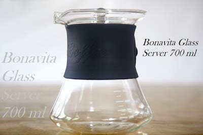 Kopi Server Gelas teko glass bonavita glass server 700 ml kopi nikmat