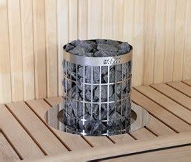 sauna einbauen voraussetzungen saunaofen rund