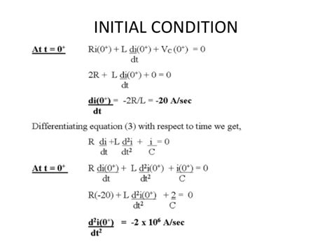 laplace inductor initial condition 28 images chapter 16 applications of the laplace