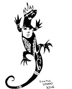 the lizard king by fraulyne on deviantart