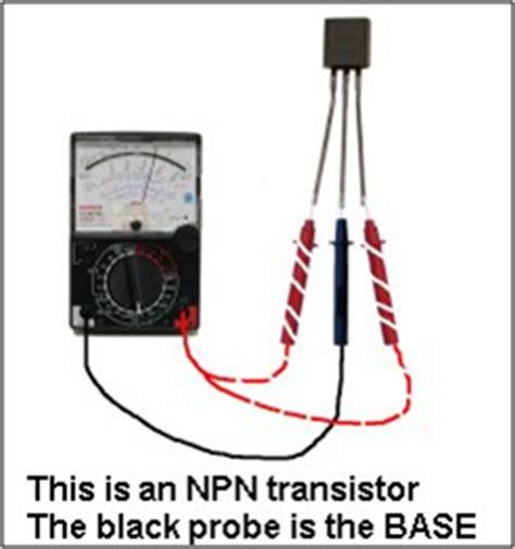 cara menguji transistor jengkol 2n3055 teknologi elektronik cara menguji dan mengukur transistor jenis npn dan pnp