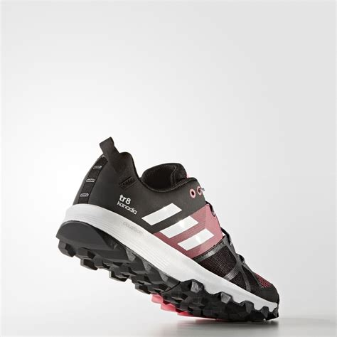 adidas black and pink running shoes classic shoes styles adidas kanadia 8 tr womens running