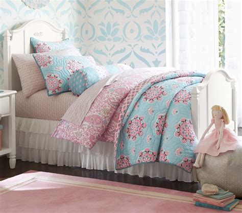 pottery barn kids bedding madeline bed pottery barn kids