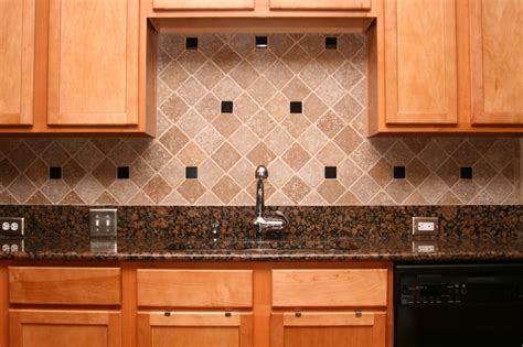 Kitchen Countertops And Backsplash Ideas Kitchen Backsplash Photo Gallery Granite Counter Top And Tumbled Marble Backsplash Ideas To