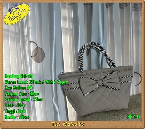 Souvenir Impor Dari Thailand Berupa Kaos tas naraya import nry11 wolipoli
