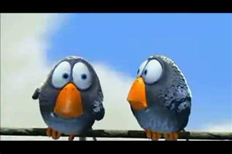 pixar for the birds animated short film youtube