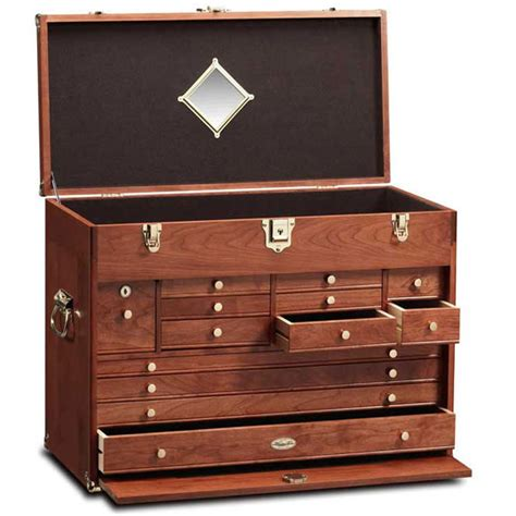 Wood Wooden Tool Chest Plans How To Build An Easy Diy