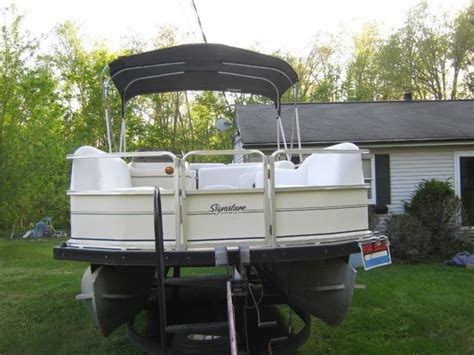 pontoon boat trailers for sale in new york boats for sale in wallkill new york