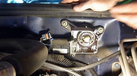 repair windshield wipe control 2011 gmc sierra 2500 interior lighting gmc chevy pulse board intermittent wiper fix youtube