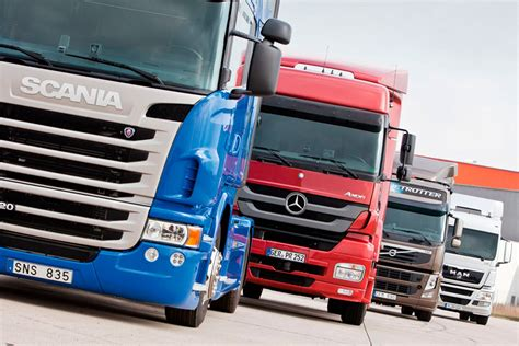 volvo scania testing tgs mercedes axor scania g and volvo fm