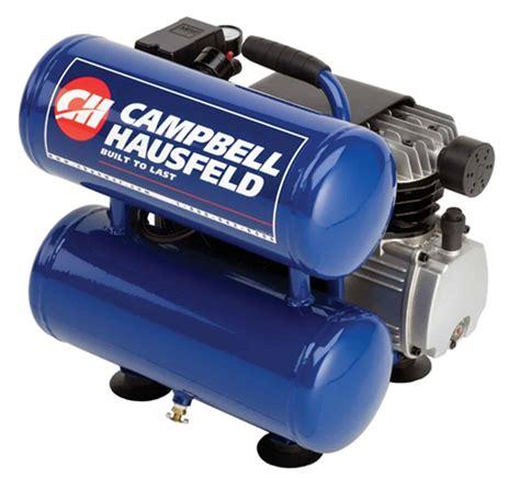 cbell hausfeld air compressor reviews compressor