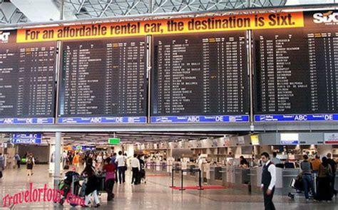 car rental frankfurt airport terminal  frankfurt airport