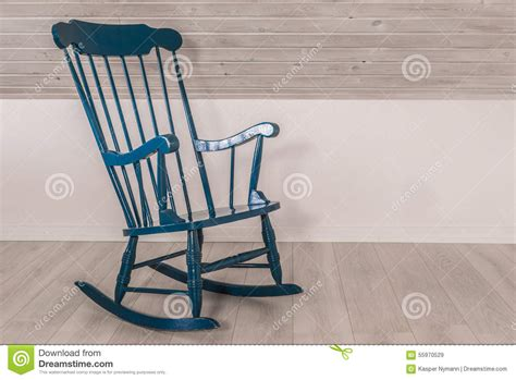 living room rocking chair rocking chair in a living room stock photo image 55970529