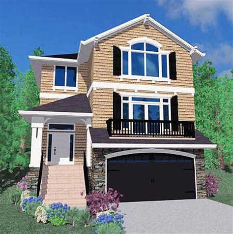 uphill slope house plans uphill slope house plans eplans prairie house plan for a steep uphill or side