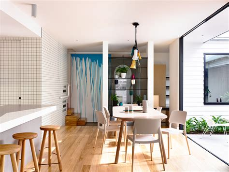 small homes interior design small australian house gets a modern makeover by techne