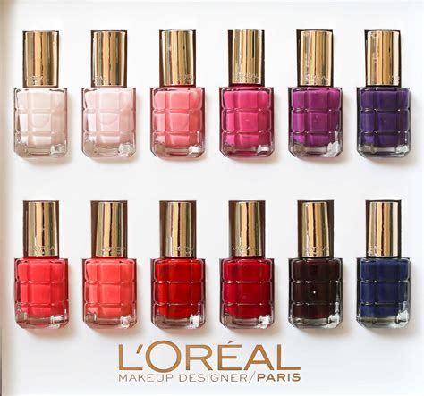infused nail l oreal le vernis a l