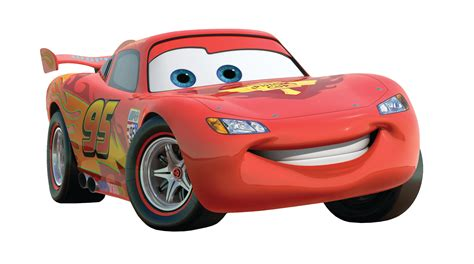 cartoon car png mcqueen cars transparent png stickpng