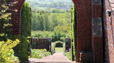 Relax In The Barley Wood Walled Garden Visitengland Barleywood Walled Garden