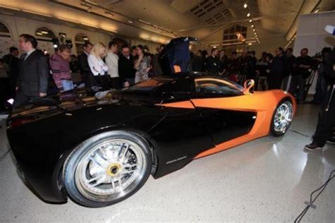 Masina Rossyifa marussia prima masina ruseasca
