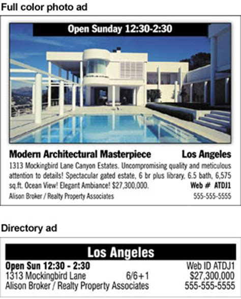 sunday times real estate section sunday times real estate section placeanad latimes com