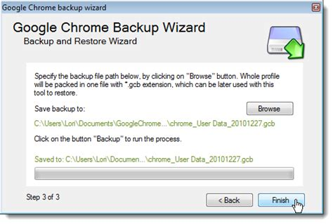 descargar google perfir hacer backup del perfil de google chrome hiper simple