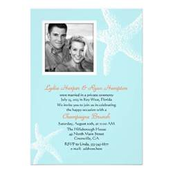 invitations post wedding reception post wedding reception only tropical invites 5 quot x 7 quot invitation card zazzle