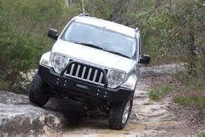Jeep Liberty Road Bumper Jeep Liberty Ii Sport 3 7 I V6 12v 4wd 210 Hp