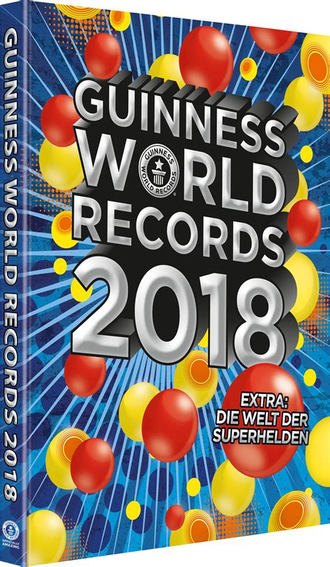 guinness world records 2018 edition books guinness world records 2018