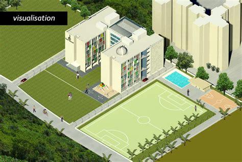 Home Design Interior 2016 euroschool thane designworks