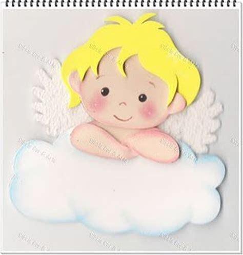 moldes para fomi de angeles angelito goma eva goma eva bebes pinterest