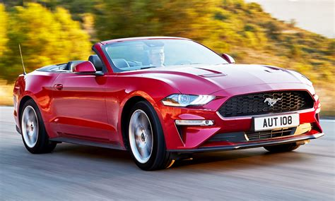 Mustang Auto Preis by Ford Mustang Cabrio Facelift 2017 Preis Motor