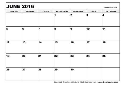 april may june 2016 calendar printable calendar blank june 2016 calendar in printable format