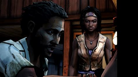 the walking dead michonne episode 1 review cramgaming